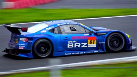Race Cars subaru brz race car gt300