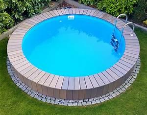so verpassen sie ihrem gewohnlichen schwimmbecken ein With französischer balkon mit pool garten rund