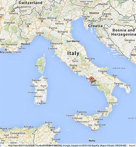 map naples sorrento » Path Decorations Pictures Full