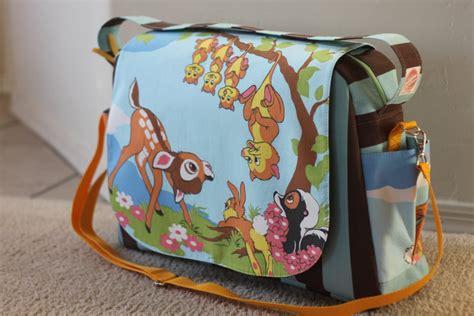 disney bambi diaper bag shoulder  messenger bag