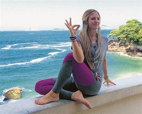 Yoga Girl Yoga Matters With Rachel Brathen