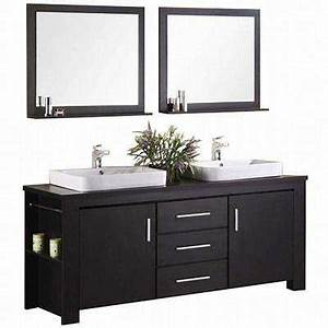 Gorgeous bathroom cabinet and sink double sink bathroom for Gorgeous double sink bathroom vanity