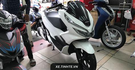 Pcx 2018 Ganti Ban by Cận Cảnh Honda Pcx 2018 Mới B 225 N Ra Tại Việt Nam