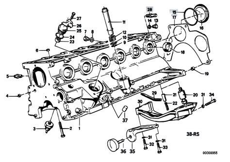 Bmw E30 Part Diagram original parts for e30 320i m20 2 doors engine engine
