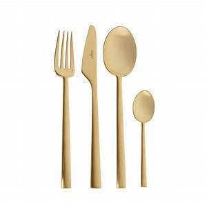 Besteck Gold Ikea : cutipol rondo 24 teiliges besteckset matt kaufen amara ~ Sanjose-hotels-ca.com Haus und Dekorationen