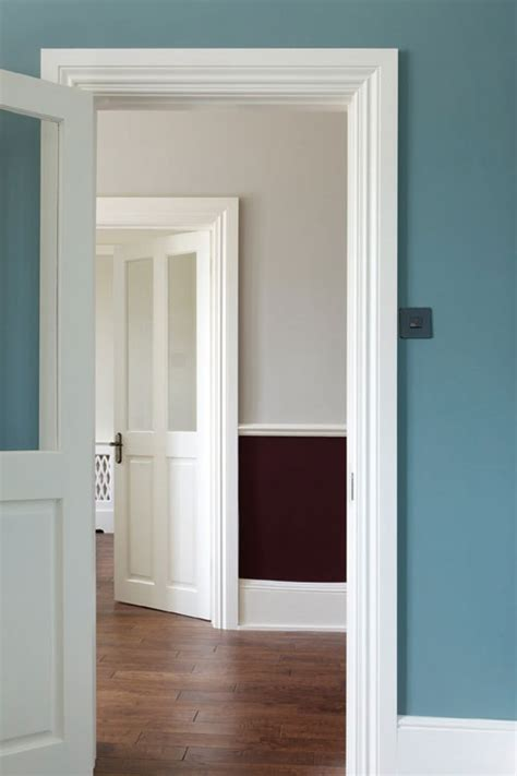 Living Room Ideas For Small Space - how to use colour farrow ball