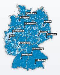 O2 Netzabdeckung Lte Karte