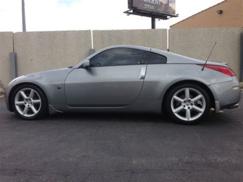 Purchase Used 2004 Nissan 350z Touring Coupe 3.5l 6-spd