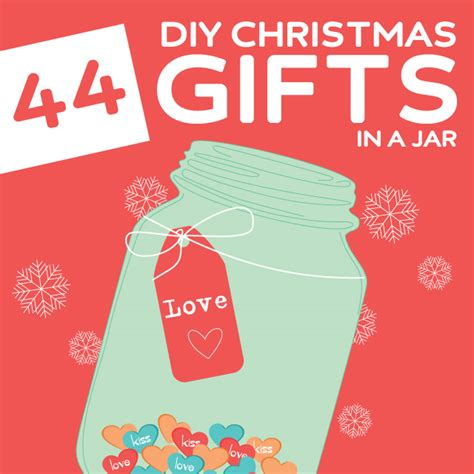 creative diy christmas gifts 44 creative diy christmas gifts in a jar