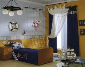 Nautical Themed Curtains by Nautical Theme For Boys Bedrooms Room Design Ideas