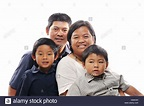 Filipino Family High Resolution Stock Photography and ...