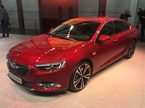 New Vauxhall Insignia: prices, specs, release date   Carbuyer
