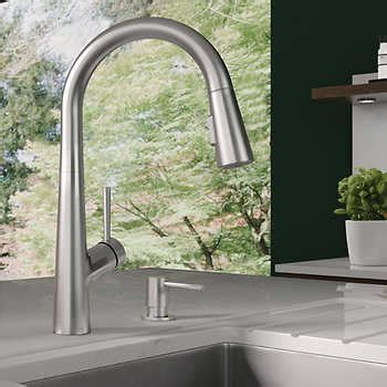 kohler malleco touchless pull  kitchen faucet  soap dispenser   store