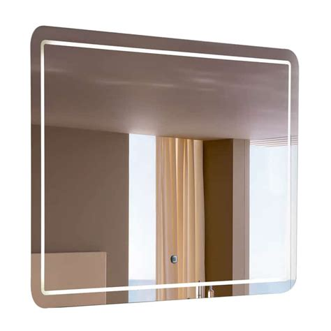 Modern Bathroom Mirrors For Sale by Aquamoon Mm1989015 Led Bathroom Mirror 31 X 27 5 Modern