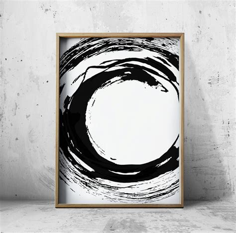 Abstract Black And White Wall by Wall Ideas 14 Ideas For Black And White Abstract
