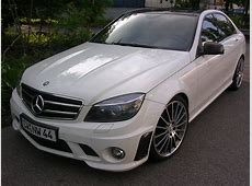 Umbau CKlasse W204 auf C63, Navisworld Automotive