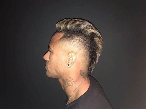 novo corte  ney ta lindoo neymar style