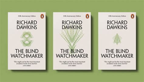 the blind watchmaker every new copy of richard dawkins the blind watchmaker