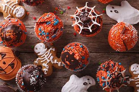 Essen Für Die Kinder Halloweenparty  Gruseliges Halloween