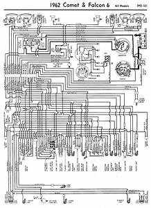 63 Falcon Headlight Switch Wiring Diagram