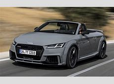 First Drive 2018 Audi TT RS roadster – Review – Car and