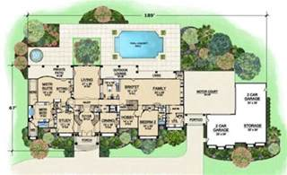 italian villa house plans presidential estate porte cochere house plan luxury house