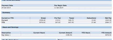 paycheck administrative services gateway university
