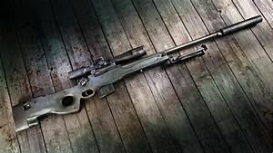 Sniper Rifle Wallpaper HD (79+ images)