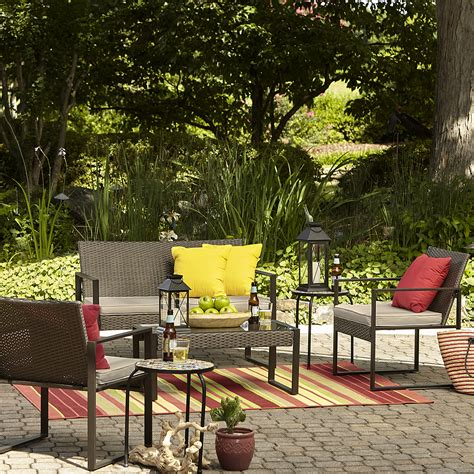 Backyard Promotions by Garden Oasis 4 Promo Seating Set