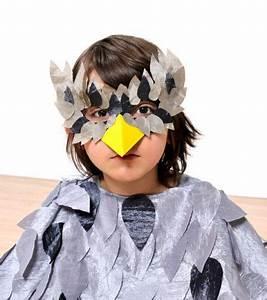 Masque Halloween A Fabriquer : diy masque de hibou masques carnaval pinterest diy ~ Melissatoandfro.com Idées de Décoration