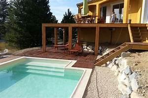 prix terrasse sur pilotis mon devisfr With prix terrasse sur pilotis en beton