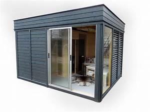 Gartenhaus 3 X 3 M : gartensauna sauna cube 4 x 3 m breite x tiefe aus ~ Articles-book.com Haus und Dekorationen