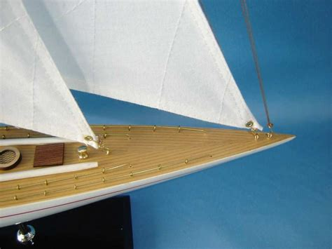 Enterprise Boat Company by Buy Wooden Enterprise Limited Model Sailboat 27 Inch