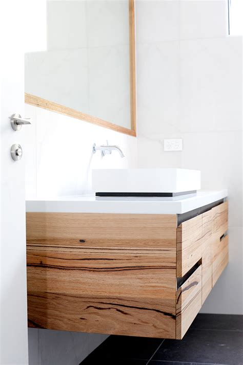 Adelaide Corner Bathroom Cabinet by Solid Timber Vanities Bringing Warmth To Your Bathroom