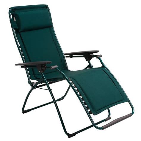 lafuma futura clipper xl folding recliner chair 2012t