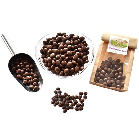 This is exacerbated by the fact that coffee seeds grow inside a fruit. Coated Coffee Seeds - Milk Chocolate   Ibaklawa