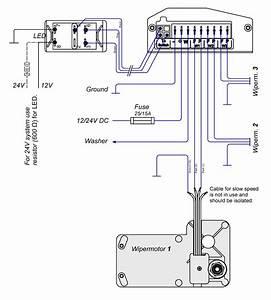 1997 Ford F150 Wiper Motor Wiring Diagram