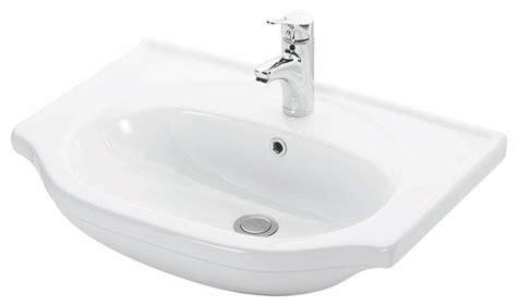 Modo Bath Basic Ceramic Wall Mounted / Semi-recessed