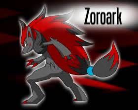 Pokemon Zoroark