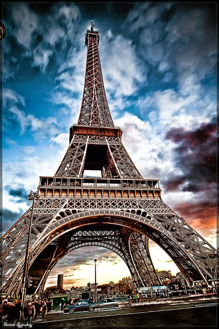 eiffel tower color eiffel tower color flickr photo