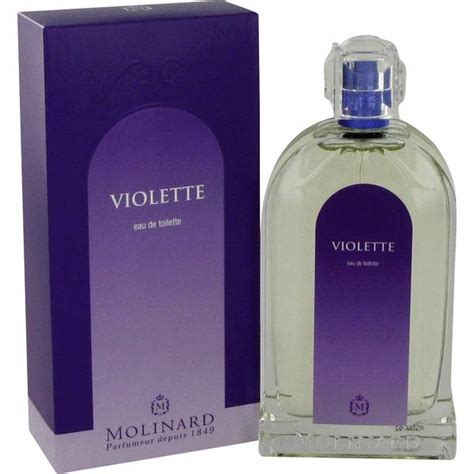 les fleurs violette perfume for by molinard