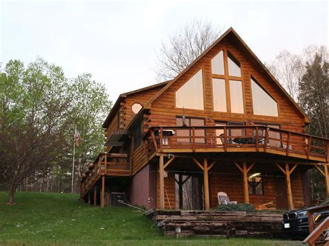 log cabin rentals nh the lakes end beautiful lakefront log cabin in the white