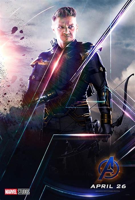 Wallpaper Ronin Hawkeye Jeremy Renner Avengers