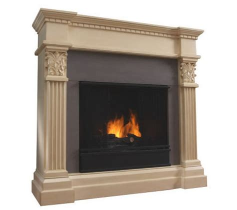 real flame gabrielle gel fireplace qvccom
