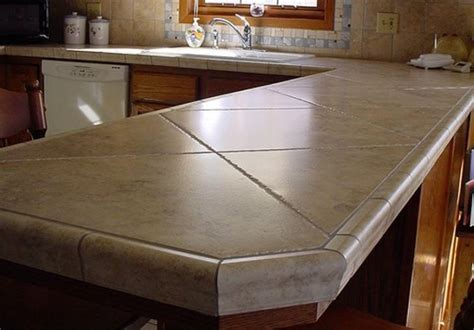 Kitchen Countertop Tile Ideas by Porcelain Kitchen Countertops Photos