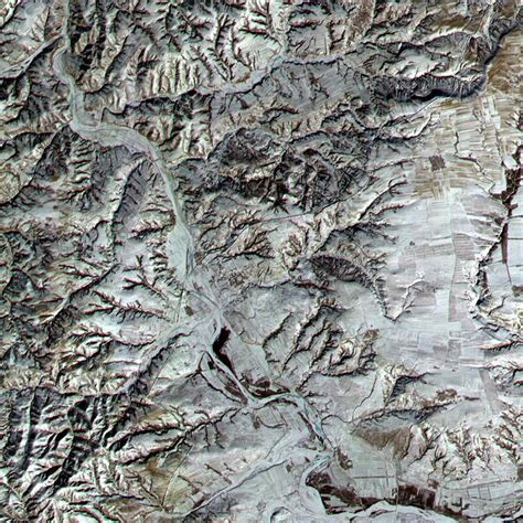 pia bureau space images great wall of china