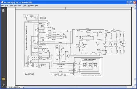 norcold refrigerator wiring diagram vivresaville