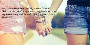 Beautiful Heart Touching Friendship Quotes with Images