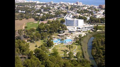Hotel Exagon Park Son Baulo / Ca'n Picafort - YouTube