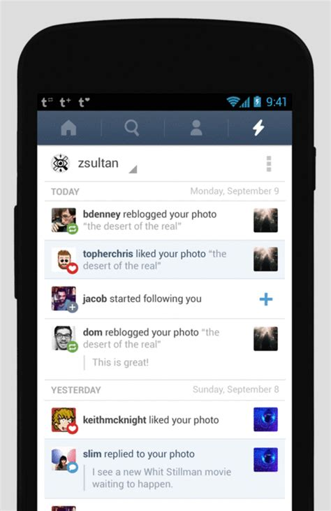 push notifications android staff push notifications for android you pushed